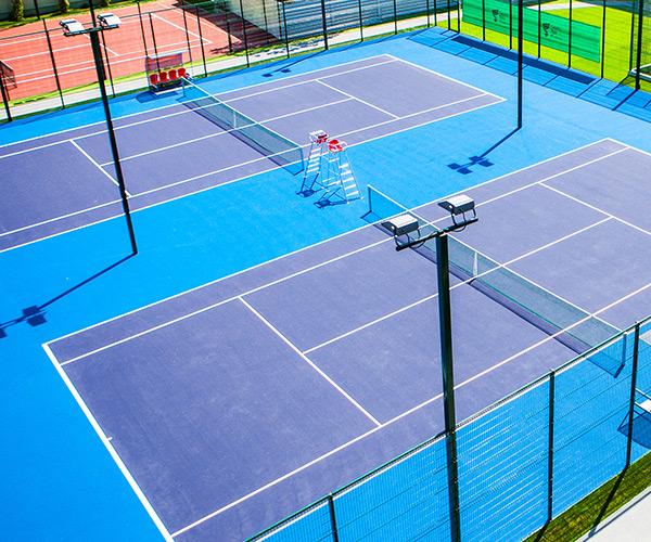 """Открытые теннисные корты """"Grand Prix"""""""