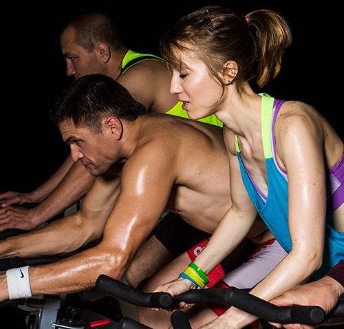 фитнес в Гран-При